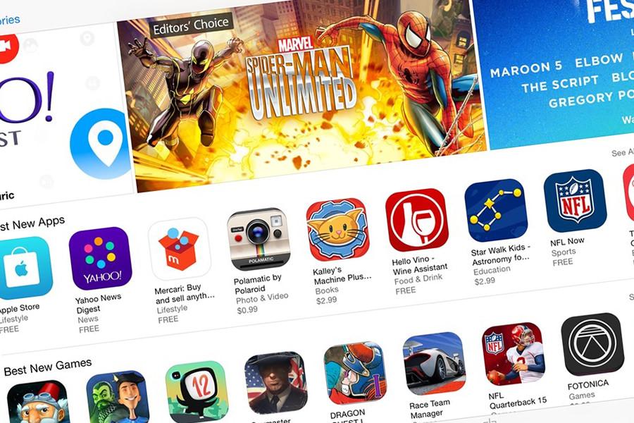 Магазин приложений App Store и iCloud не работают уже несколько часов