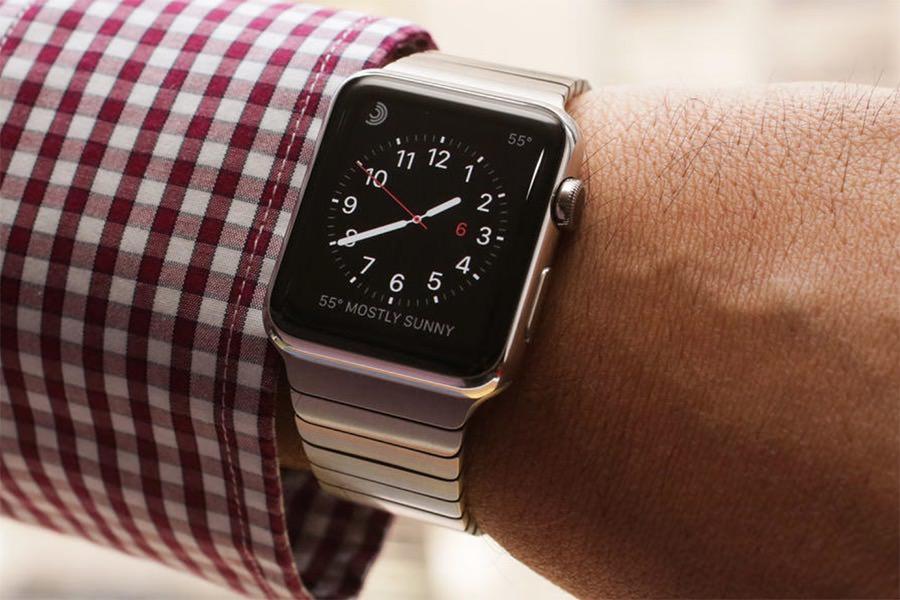 Apple приостанавливает продажи Apple Watch из-за неисправности внутри часов
