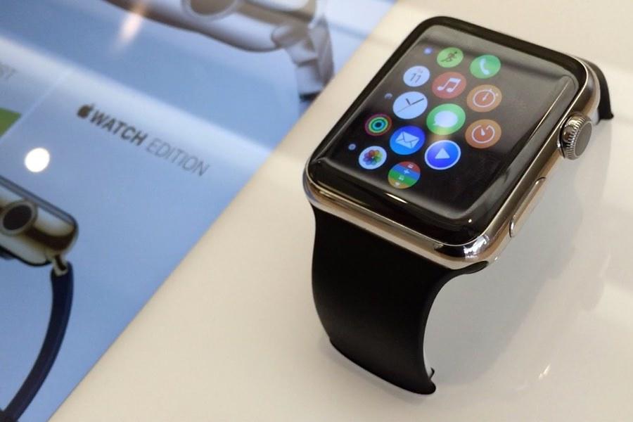 Официальные продажи Apple Watch в России стартуют 8 мая