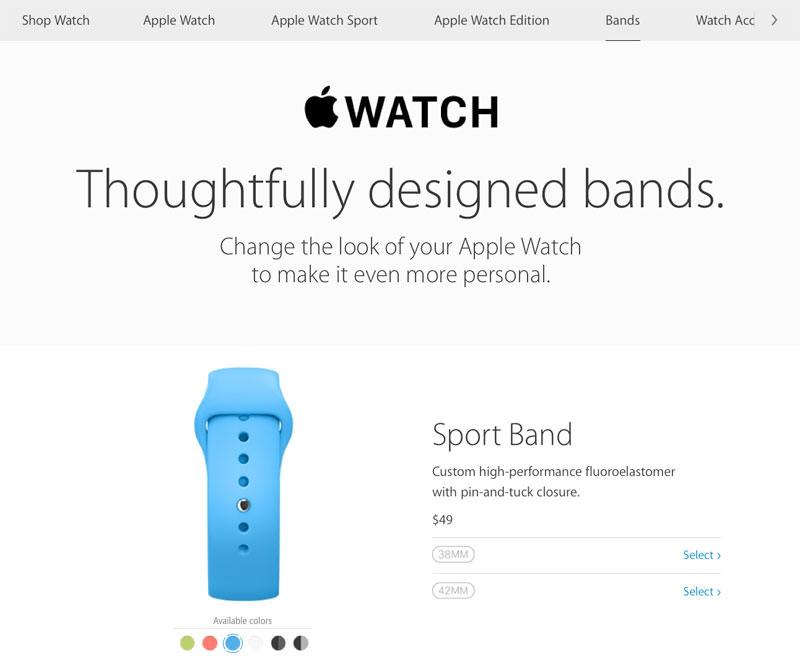 Apple Watch bands решмешки браслеты 2