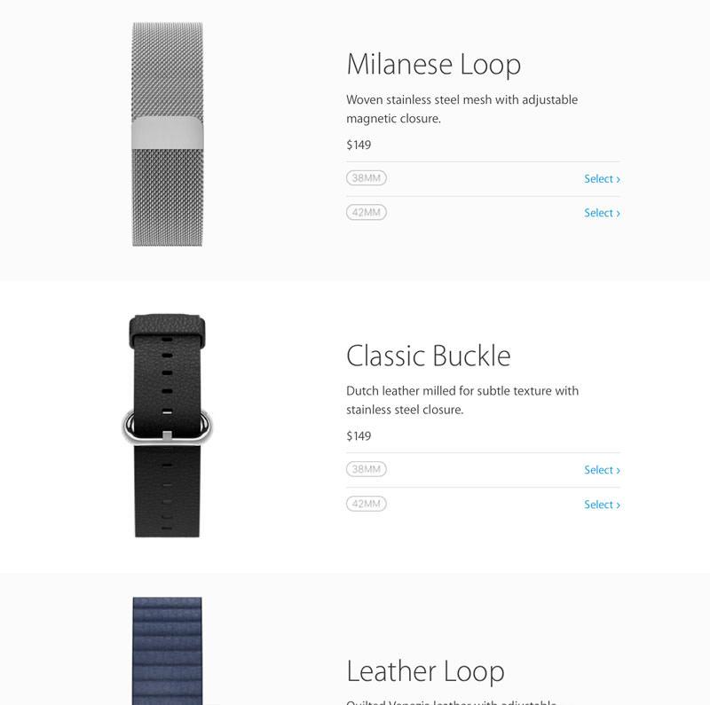 Apple Watch bands решмешки браслеты 3