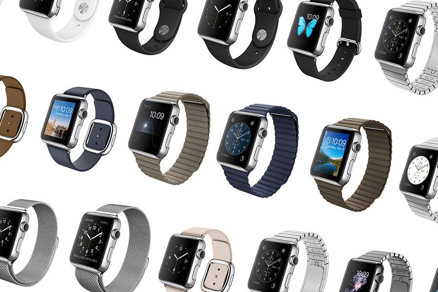 Apple открыла специальный раздел со всеми ремешками для Apple Watch