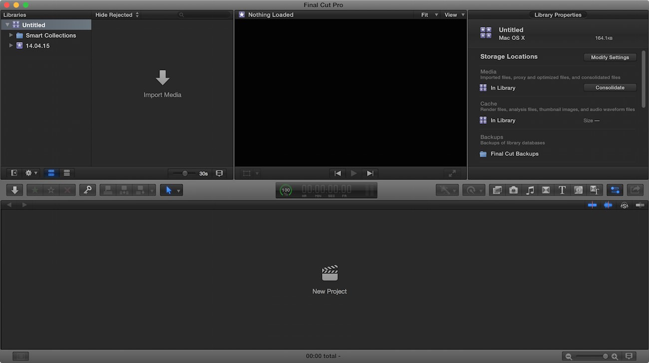 Final Cut Pro Yosemite Russia Update 10.2 2