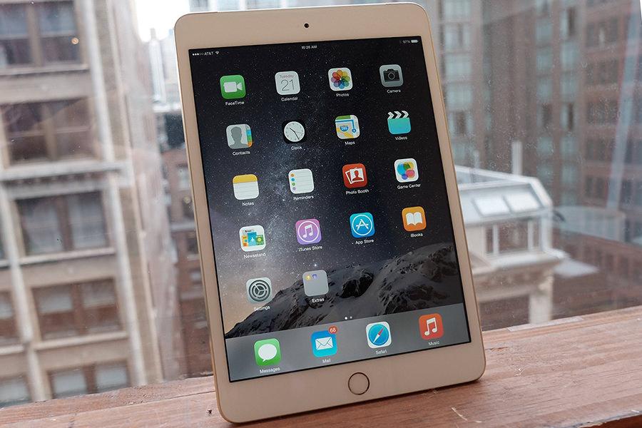 Фотографии корпуса iPad mini 4 утекли в сеть
