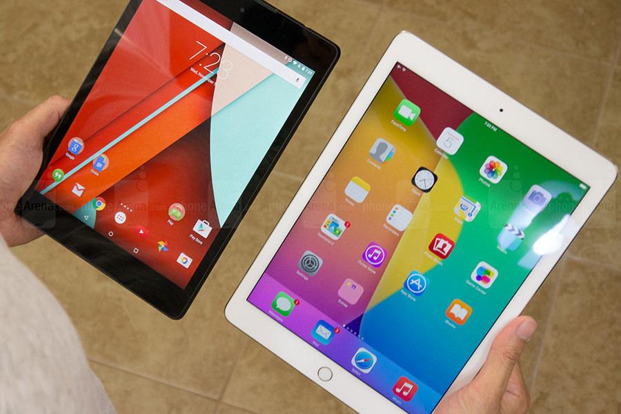 Что выбрать: планшет на операционной системе iOS или Android