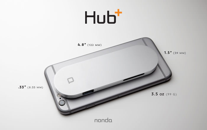 Nunda Hub+ 4