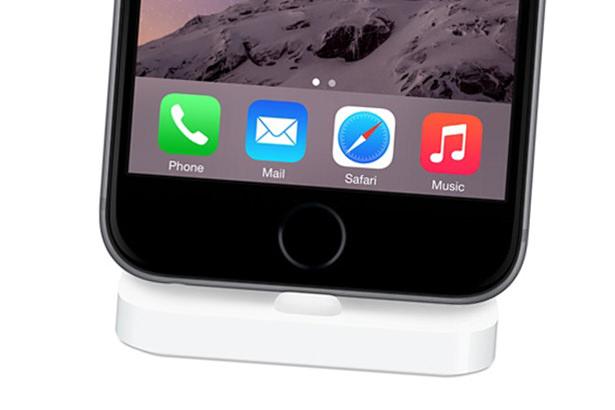 Apple начала продажи новой Lightning док-станции для iPhone и iPod