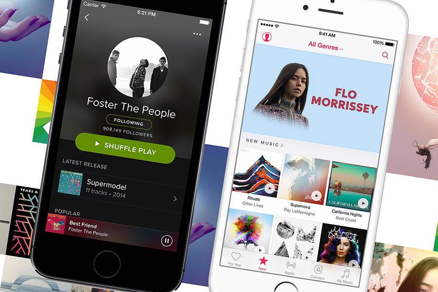 Музыкальный сервис Apple Music позволит загружать музыку для офлайн прослушивания