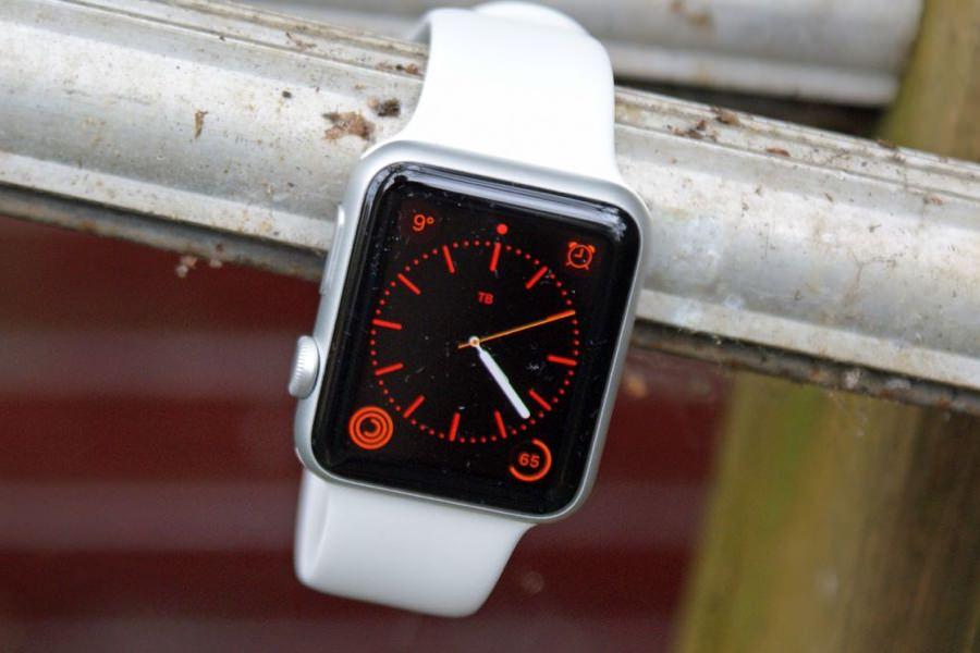 На смарт-часах Apple Watch запустили операционную систему Macintosh OS