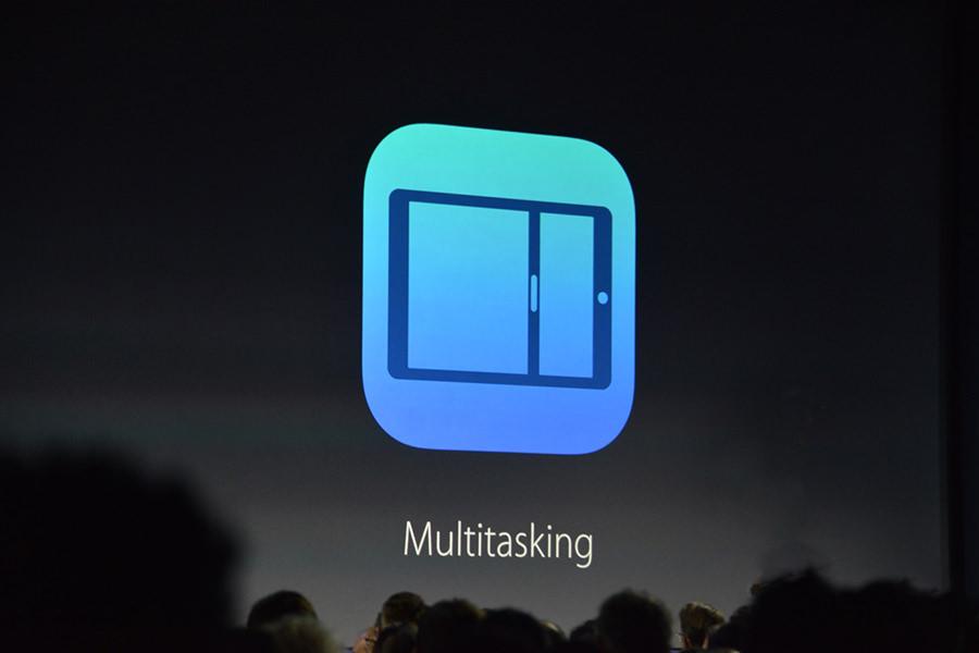 iPad на iOS 9 получил поддержку режима многооконности