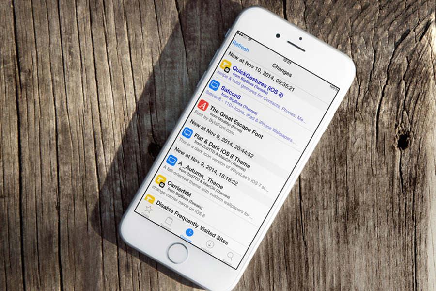 Список твиков из магазина Cydia совместимых с iOS 8.3