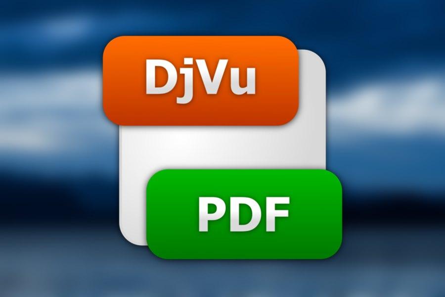 Как конвертировать файлы из DJVU в PDF на Mac