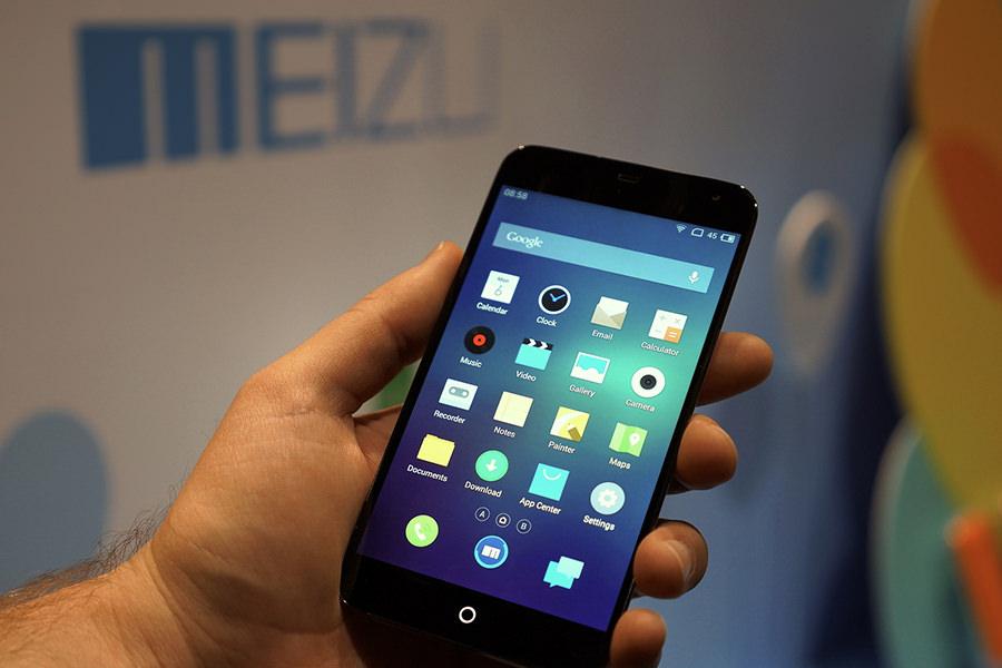 Стала известна дата презентации смартфона Meizu MX5