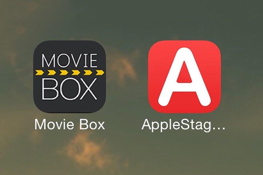 Movie box time stamp
