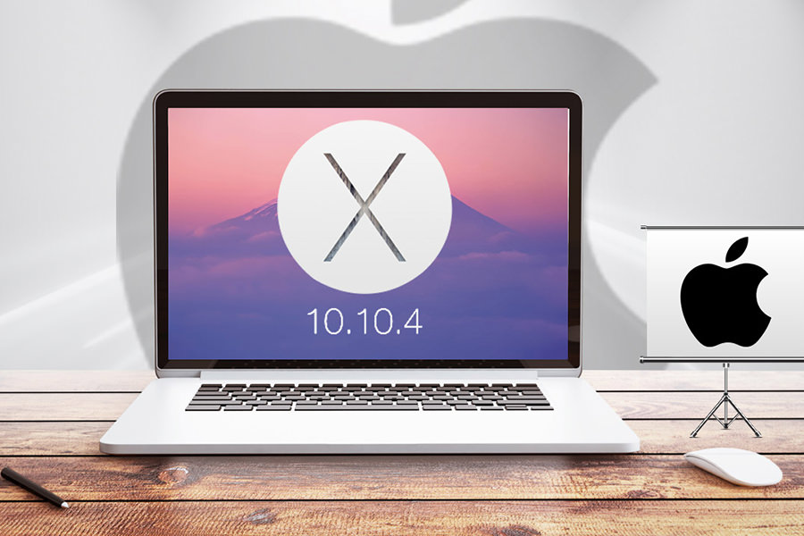 Состоялся релиз OS X Yosemite 10.10.4 для Mac Pro, iMac, MacBook и Mac mini