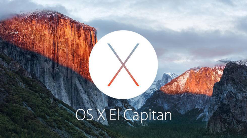 OS X El Capitan 2
