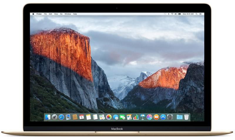OS X El capitan 10.11 1