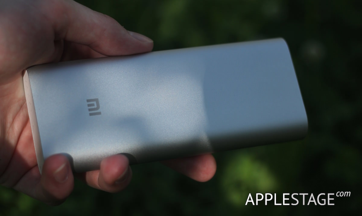 Xiaomi Mi Power Bank 16000 mAh Review AppleStage 1