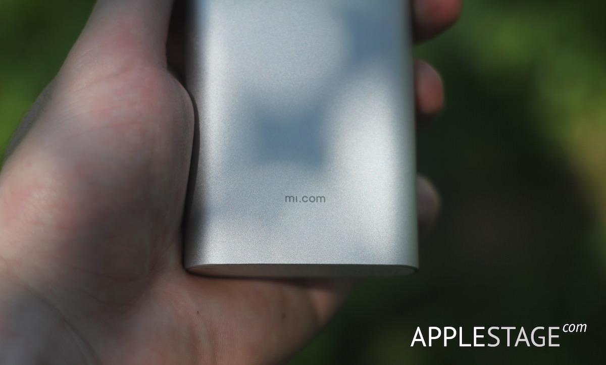 Xiaomi Mi Power Bank 16000 mAh Review AppleStage 6