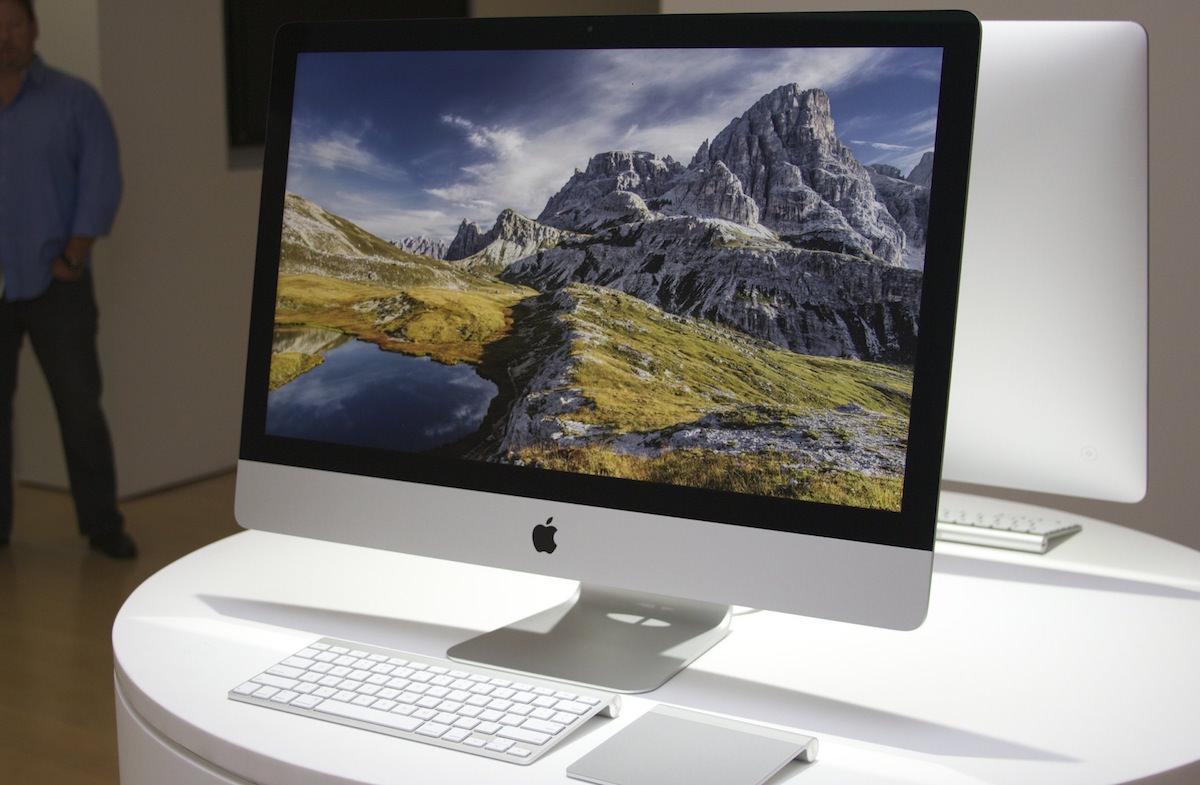 iMac Retina 4K 2