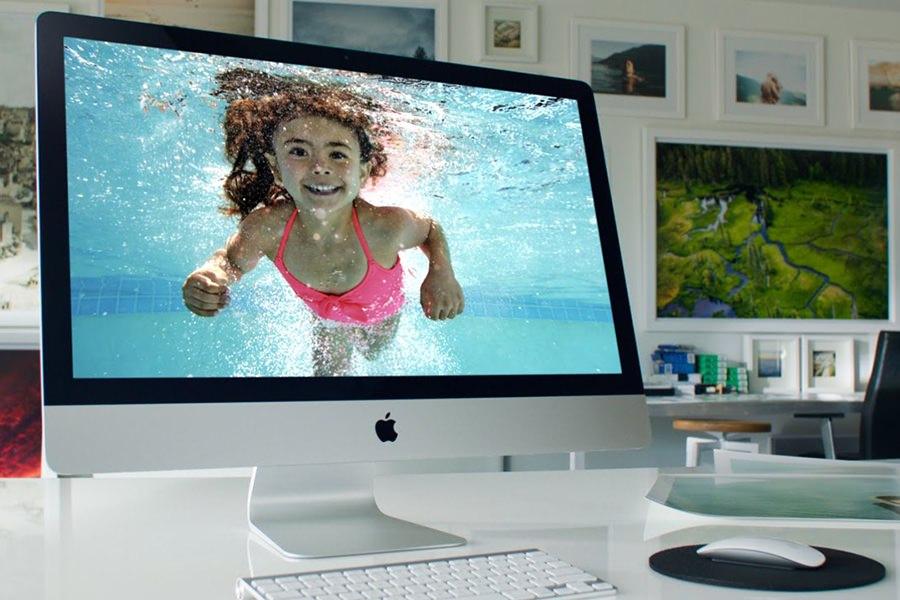 Apple выпустит 21,5-дюймовый iMac с дисплеем Retina 4K в этом году
