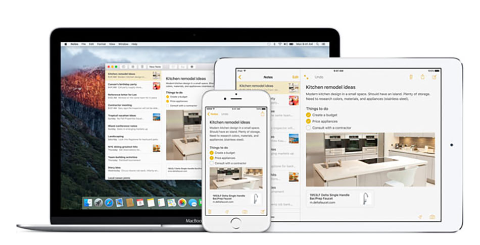 iOS 9 Apple WWDC El capitan mac