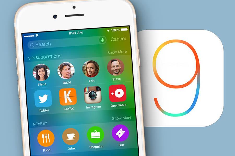 Какие функции в iOS 9 были позаимствованы у джейлбрейк твиков