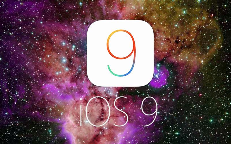 iOS 9 Apple