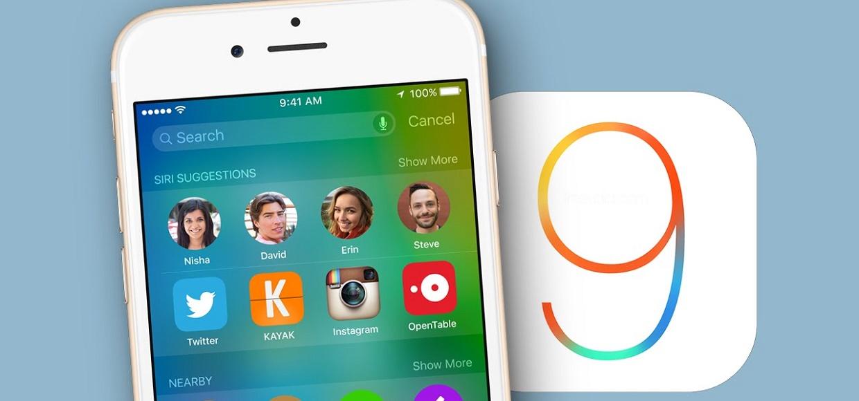 iOS 9 Beta 2 1