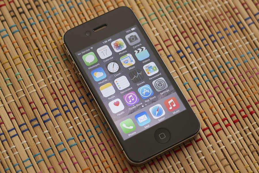 Сравнение скорости работы iPhone 4s на iOS 9 Beta и iOS 8.3