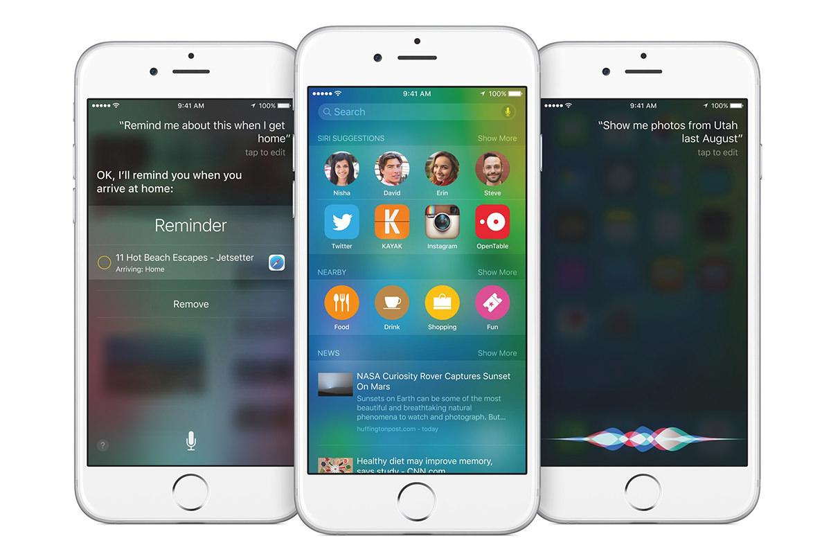 iOS 9 Russia 2