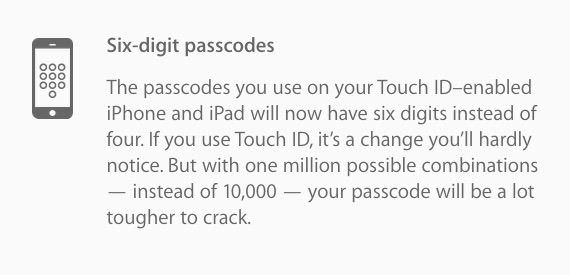 iOS 9 password 2