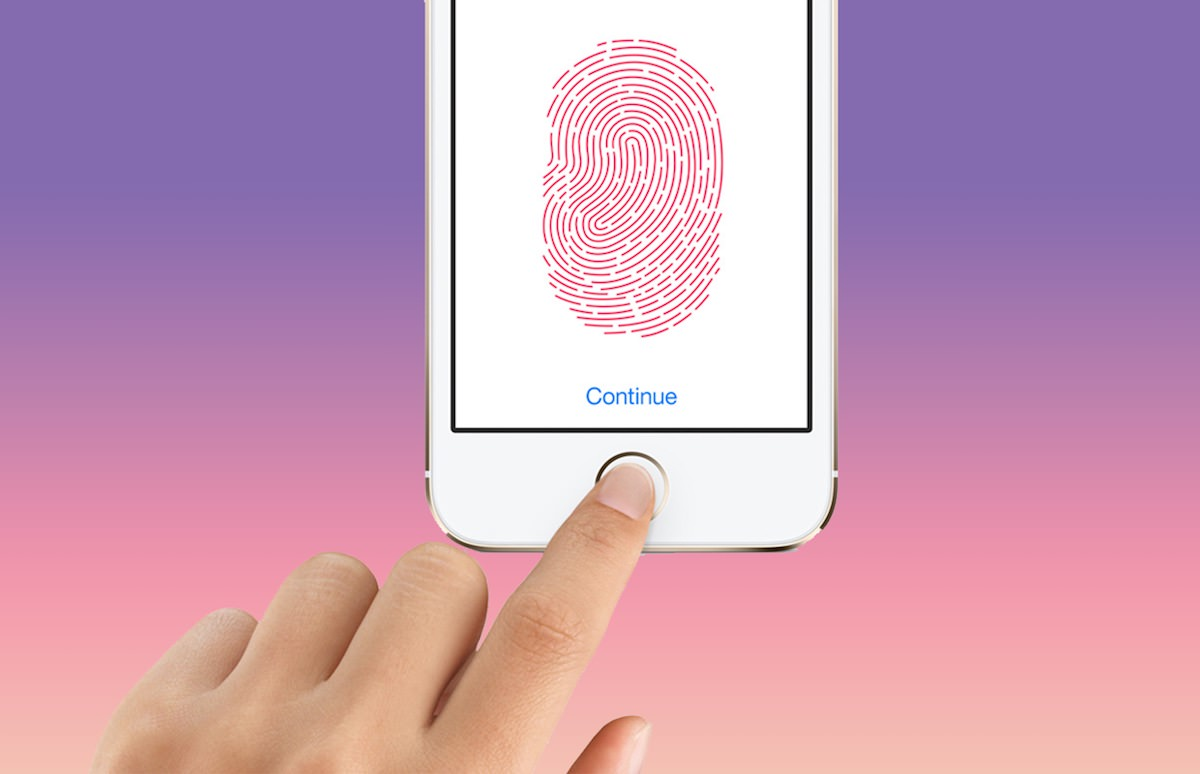 iPhone 5s Touch ID Scaner 2
