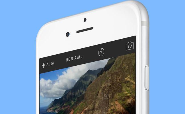 iPhone 6s Camera iOS 9 2