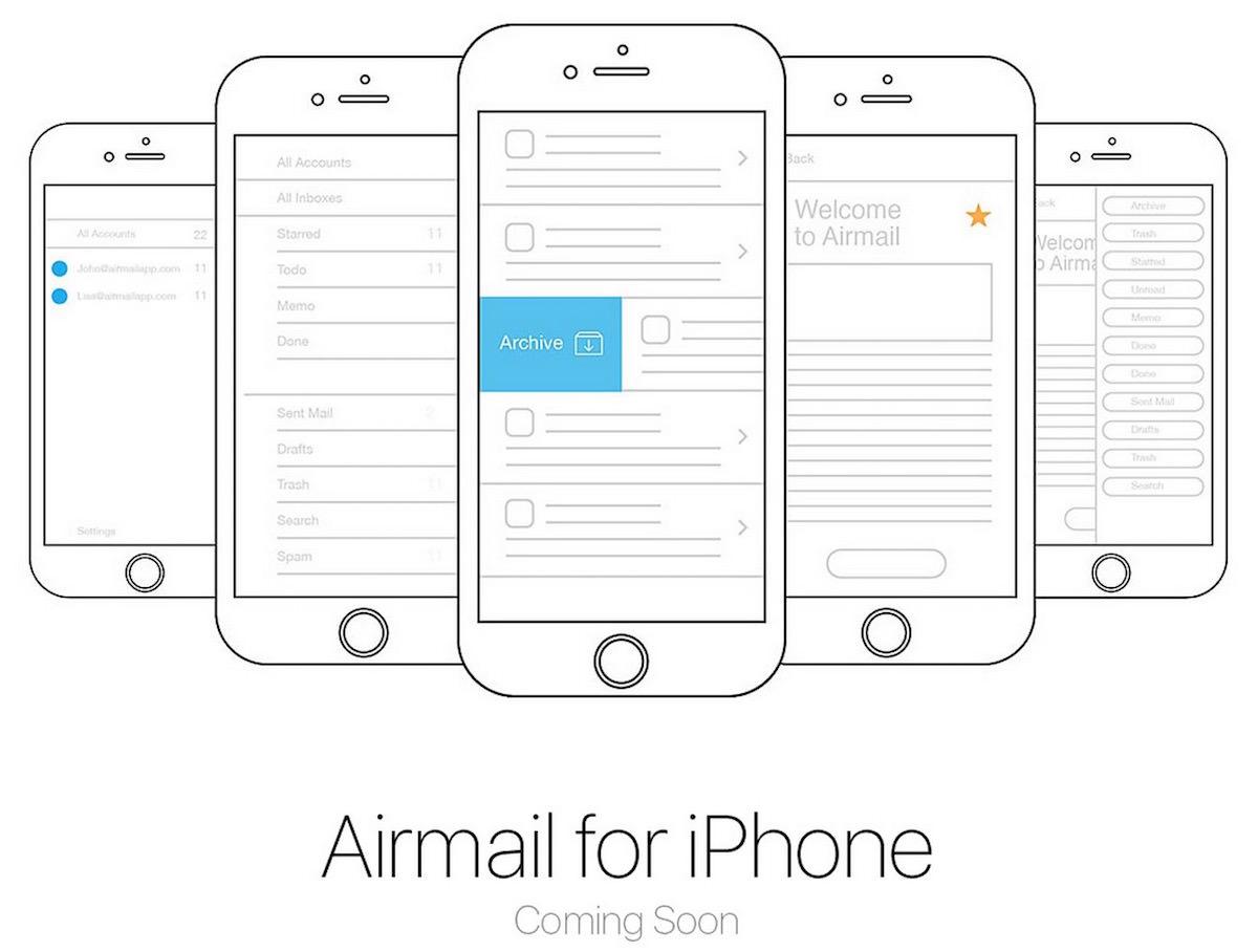 Airmail iphone
