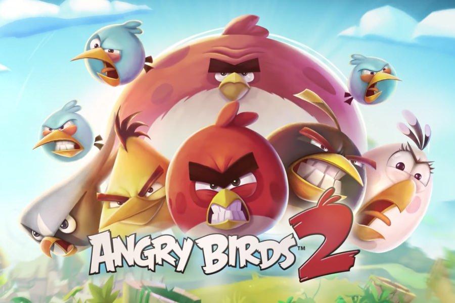 Rovio выпустила игру Angry Birds 2