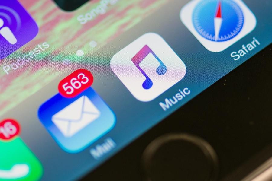 Негативный опыт использования музыкального сервиса Apple Music