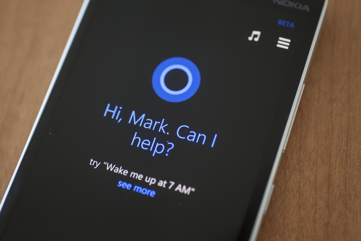 Cortana Microsoft app Google Play Android APK 2