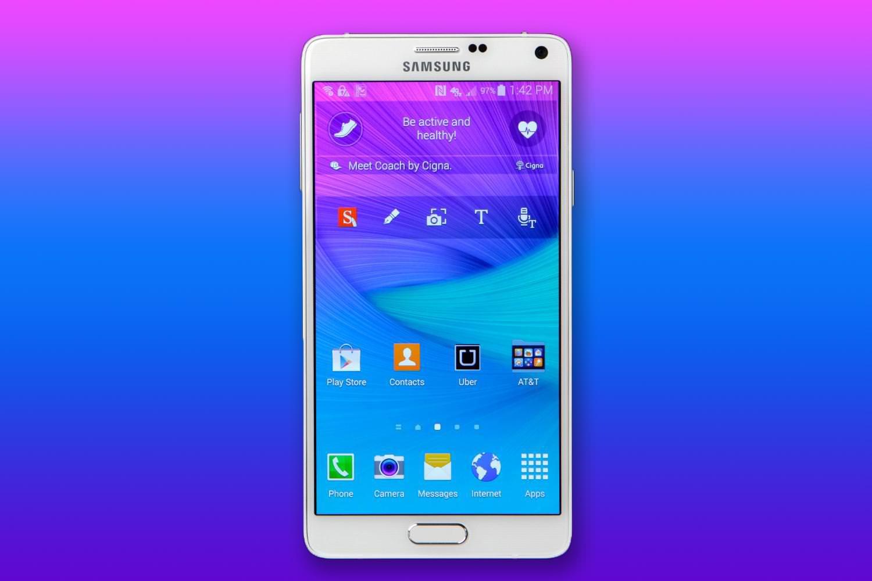 Galaxy  Note 5 Samsung 12