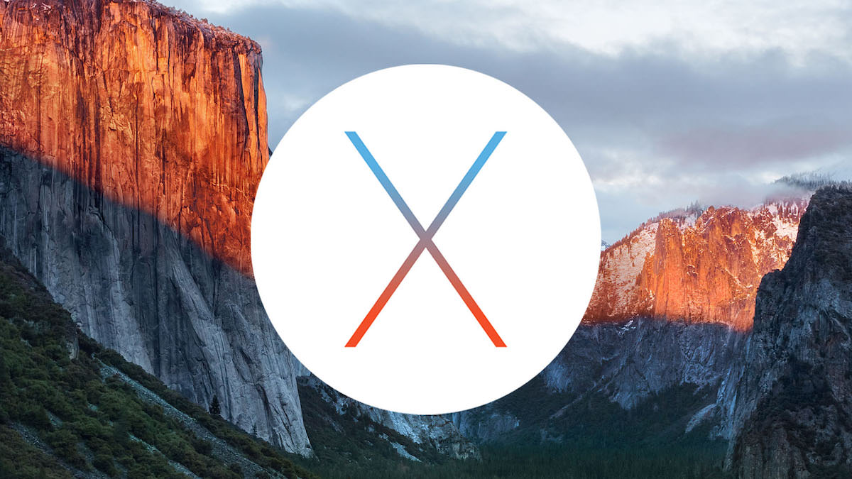 Ipad Pro OS X El Capitan Apple