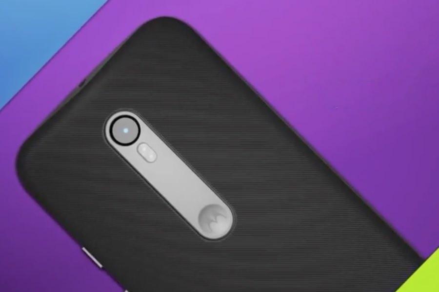 Motorola представила смартфон Moto G третьего поколения