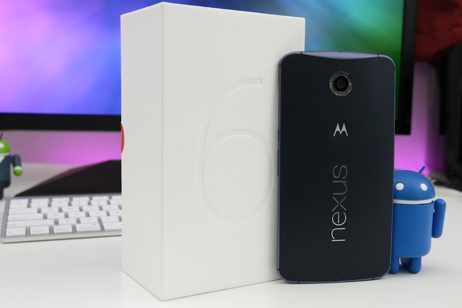 Стали известны характеристики следующего смартфона Nexus