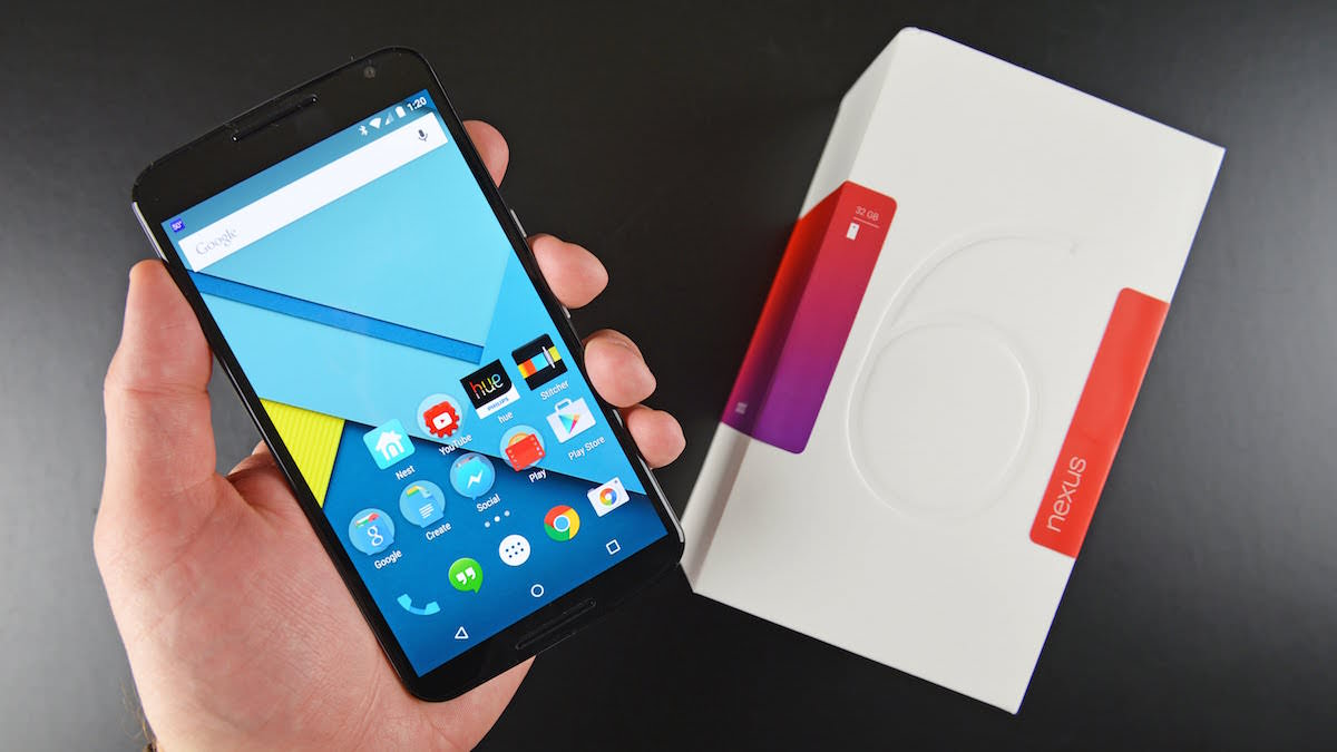 Nexus 6 review android m akket.com