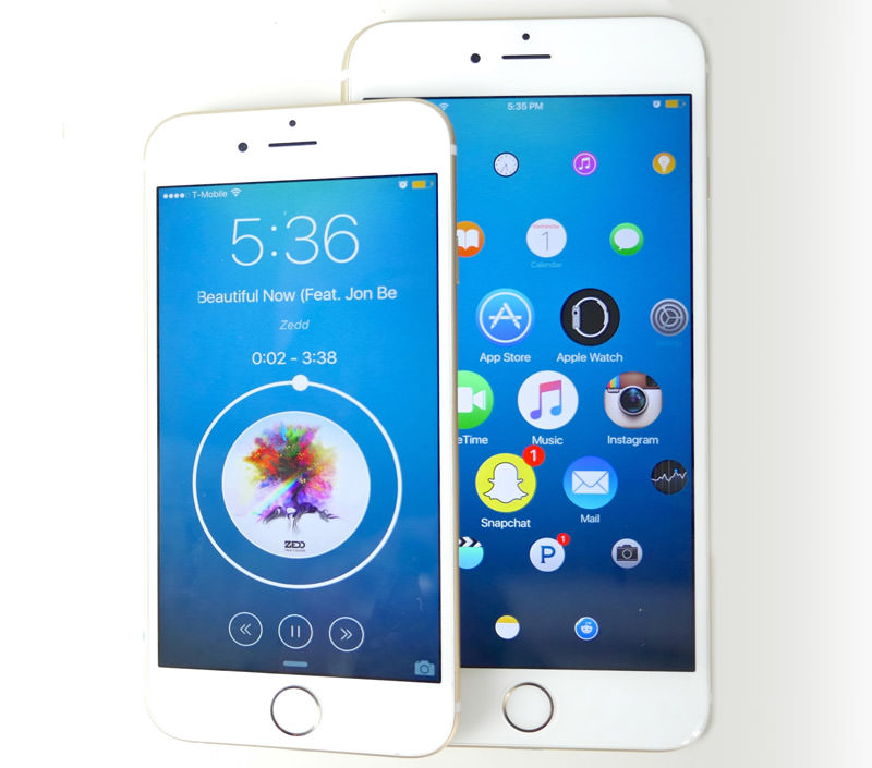 iPhone 6 Plus iOS 8.4 Akket.com jailbreak iOS 8.3 Taig 2