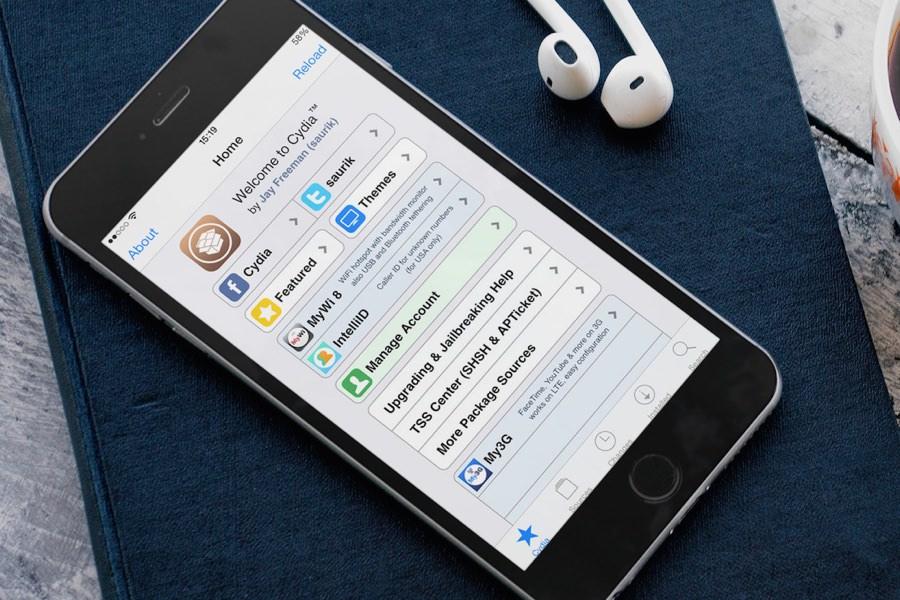 Открываем доступ к файловой системе iOS 8.4