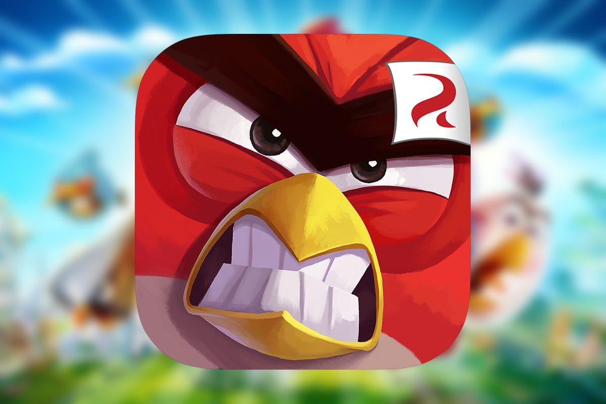 Краткий обзор игры Angry Birds 2 для iPhone и iPad
