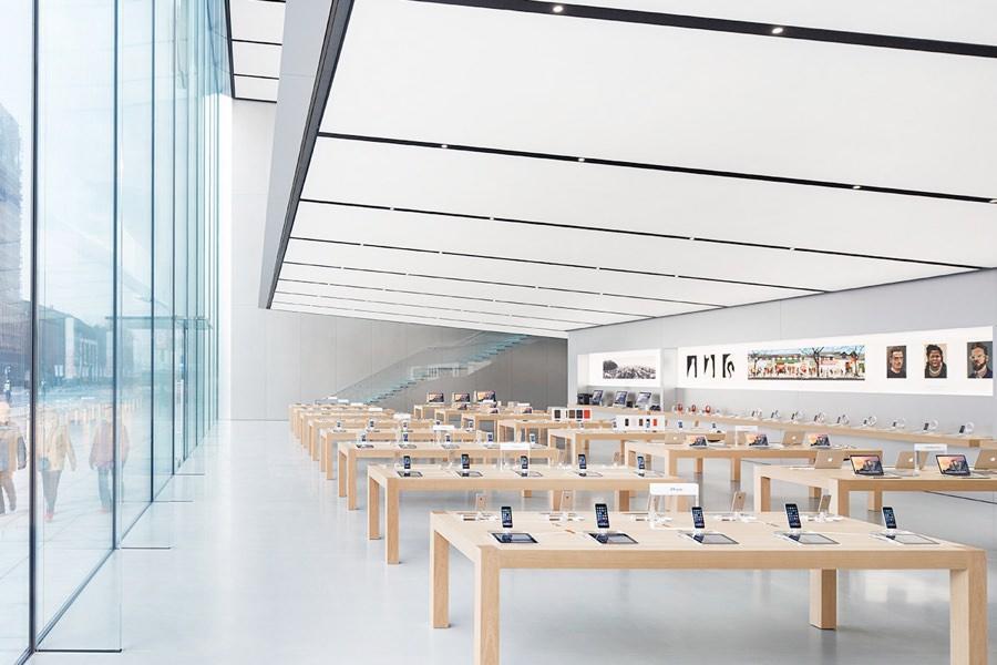 Apple планирует вновь поднять цены на свою продукцию в России