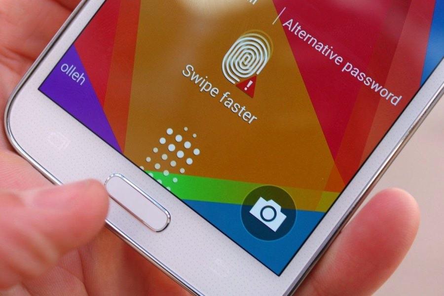Сканер отпечатков пальцев в любом Android устройстве может быть взломан