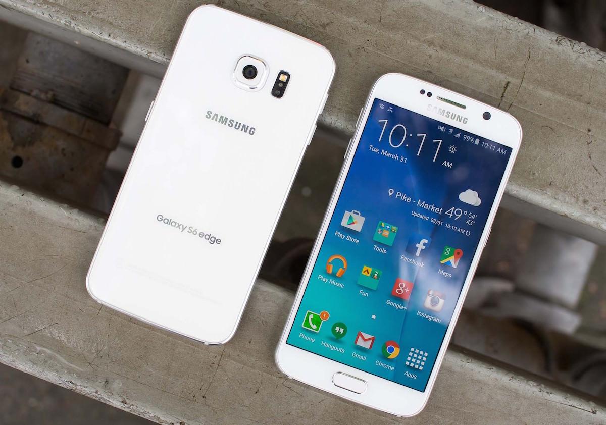 Galaxy S6 Russia