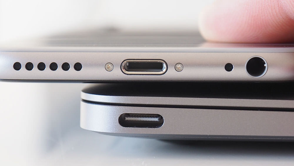 MacBook Air 12 Retina USB Type-C iPhone 6s Plus 3